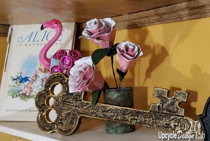 Alice In Wonderland Decor Craft Room Makeover Giant Painted Key Hometalk