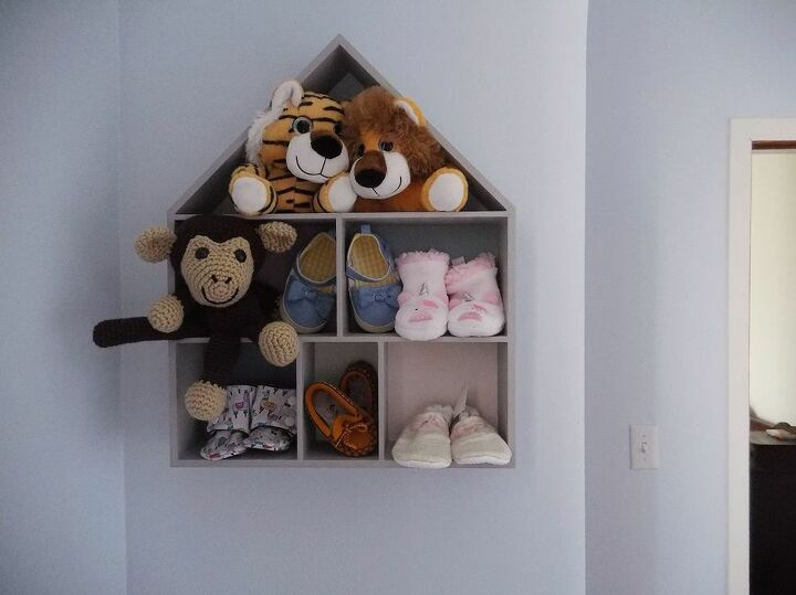 diy nursery art wall decor