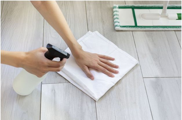 8 best tips to keep the floor clean