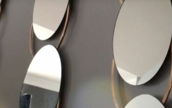 Create These Dreamy Decorative Wall Mirror Panels in Five Simple Steps