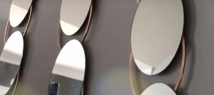 DIY Decorative Mirror