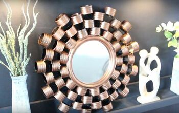 Create a Chic and Stylish Wall Mirror in Six Simple Steps