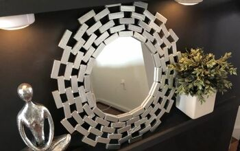 Create Your Own DIY Decorative Wall Mirror in a Few Easy Steps!
