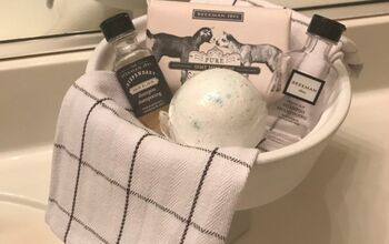 How To Make A Bathroom Caddy