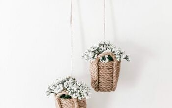 Dollar Tree Hanging Baskets