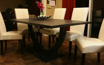 How to Make a DIY Dining Room Table Using Bent Lamination