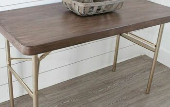 Folding Table Makeover With Retique It Liquid Wood