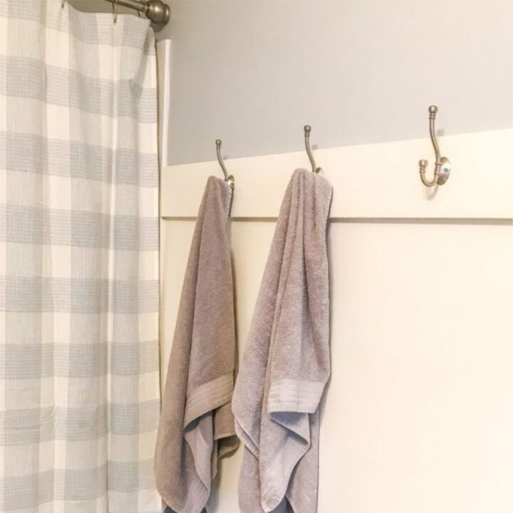 quick easy budget savvy bathroom makeover