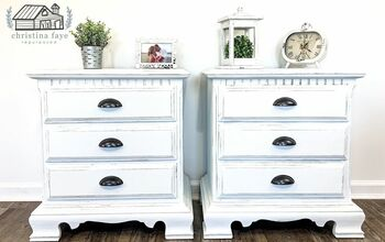 DIY Nightstand Makeover