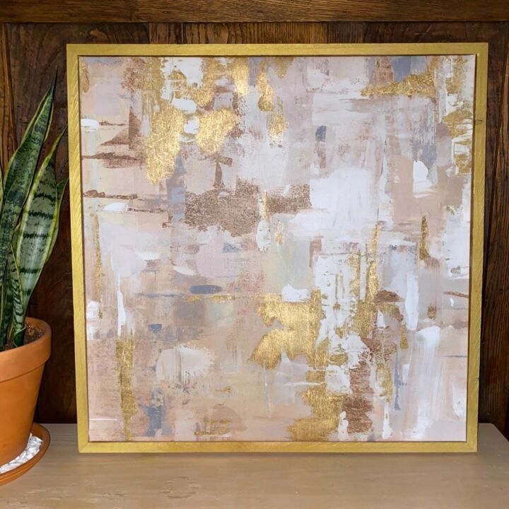 professional canvas frame