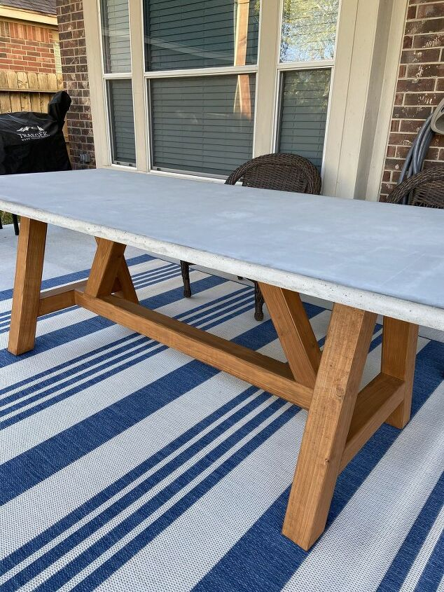 outdoor table hurricane proof