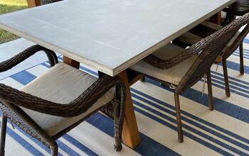 Outdoor Table, Hurricane Proof
