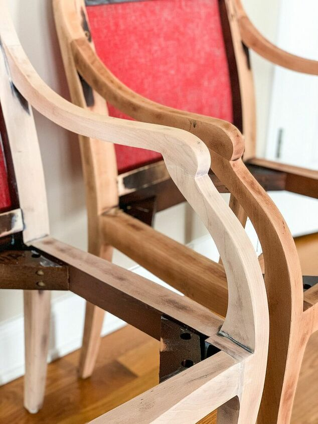 a chair pair makeover