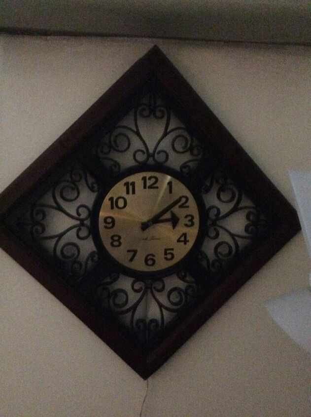 q can i modernize this clock