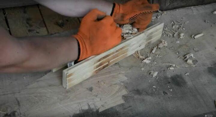 Plane the Wood