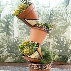 Topsy Turvy Planter