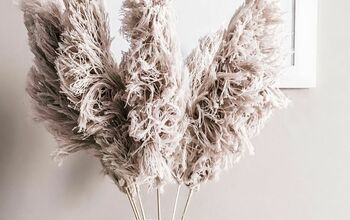 DIY $3 Dollar Tree Pampas Grass