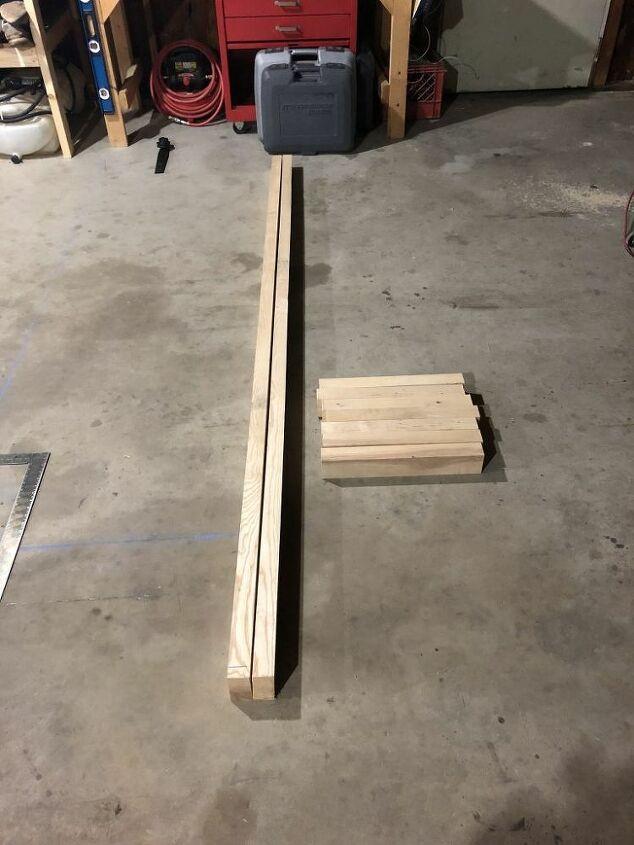 sliding library ladder tutorial