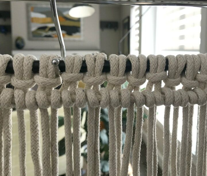 macrame curtain