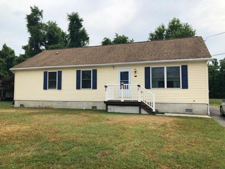q what color should i repaint my front porch