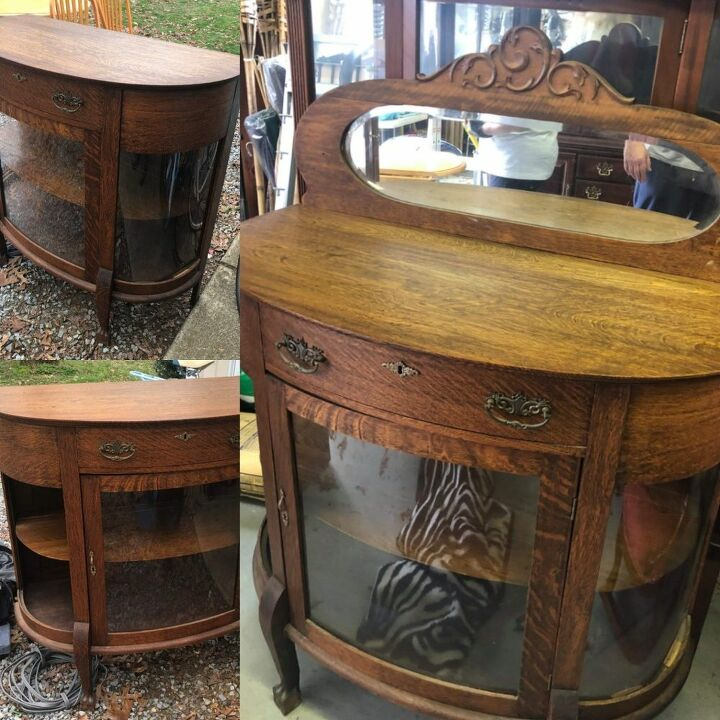 how to bring antique back to life and rebuild broken feet