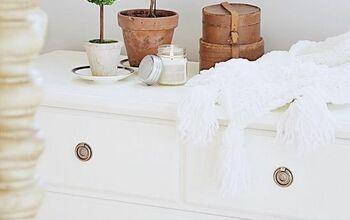 Bedroom Dresser Makeover