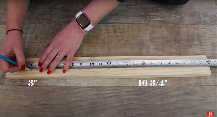 Measure a Straight Line