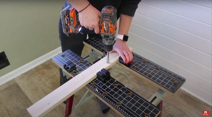 Drill Holes in the Boards