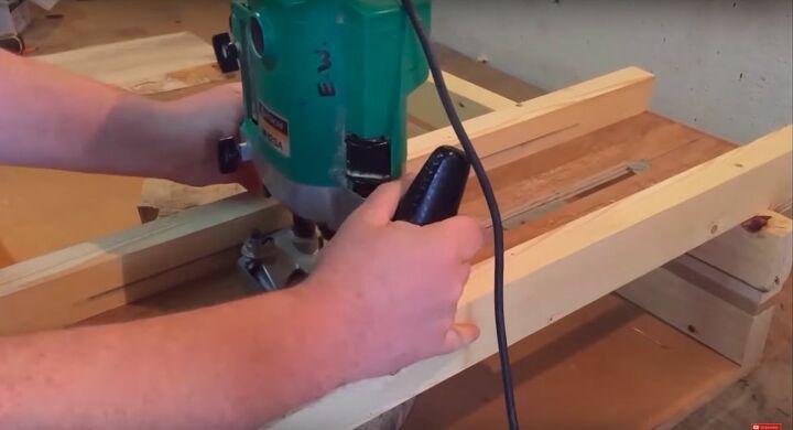 Flatten the Wood