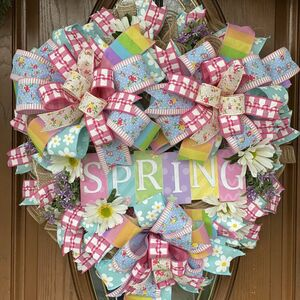 Woodlands Ruffle Wreath