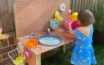 How to Create a Mud Kitchen