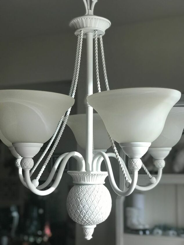 makeover an outdated chandelier