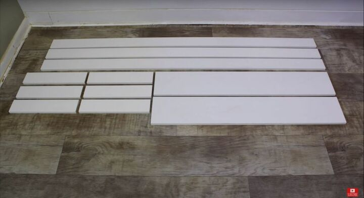 Cut the MDF Boards