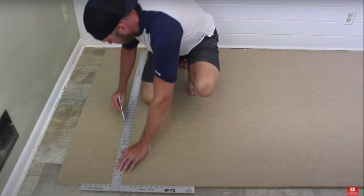 Create the Backing for the Door