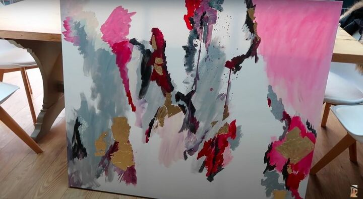 Homemade Abstract Art