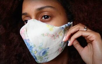 Create a Quick and Easy No-Sew Face Mask