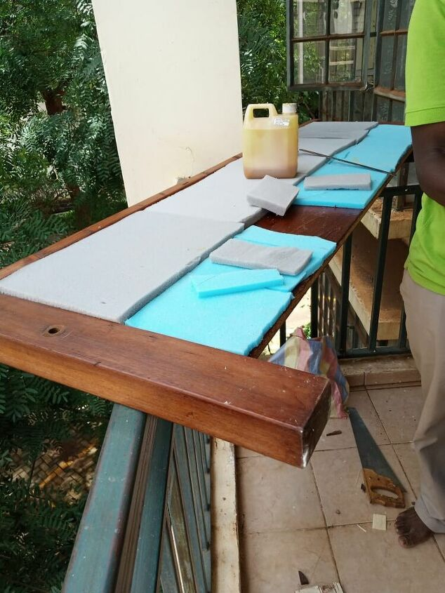 upholster your bed frame in few hours