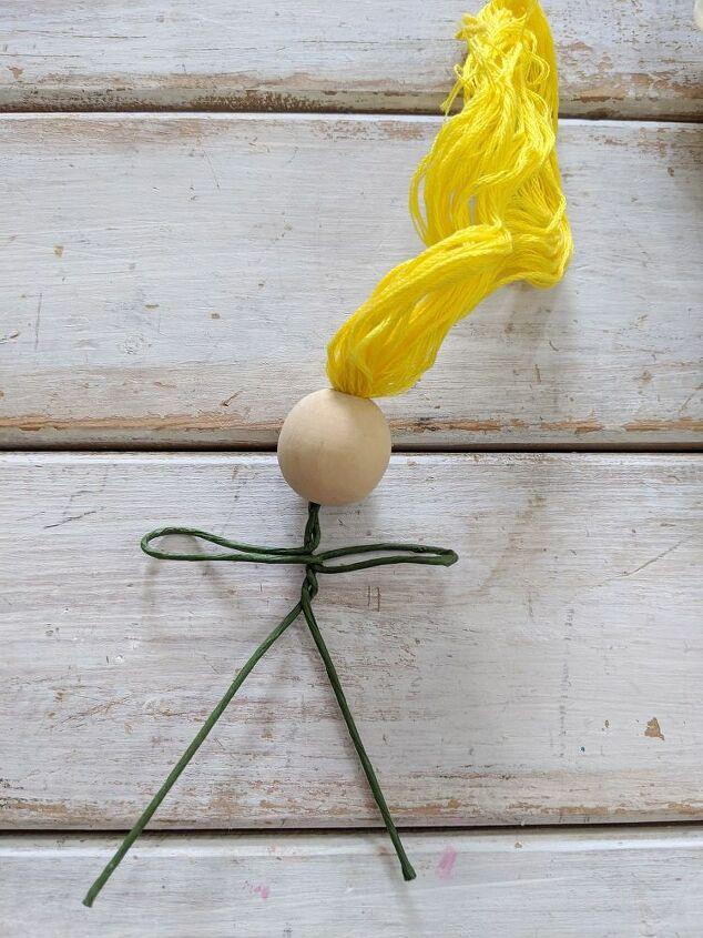 family craft flower fairies
