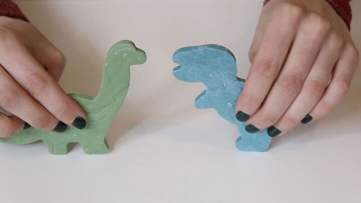 how to make rubber toys with silicone corn starch