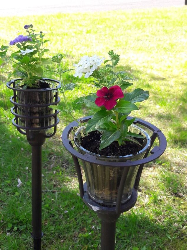 what to do with old solar lights