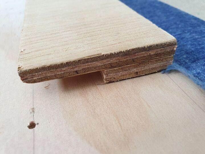 Headboard mounting block
