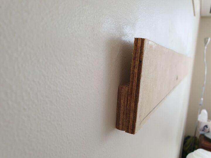 Headboard wall mount