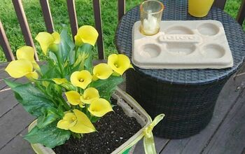 Igloo Recool Reuse Project: Easy Planter Box