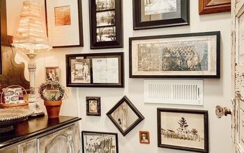 How to Hang a Gallery Wall Without a Mistake!