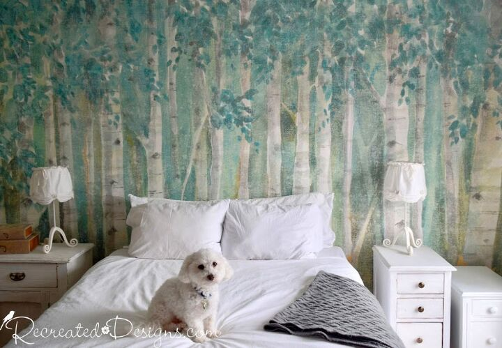 easy tips for creating a feature wall with wallpaper