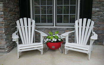 Adirondack Chair Renovation