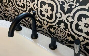Bathtub Tap Refresh, and What Paint to Avoid