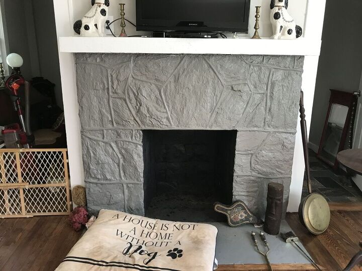 q ugly fireplace help