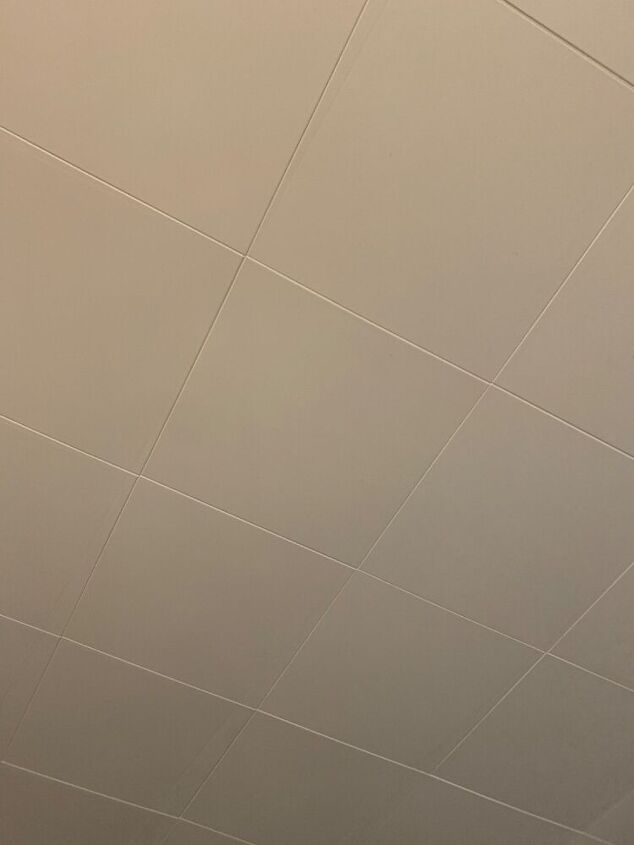 q looking for specific ceiling tile or maybe it was paneling