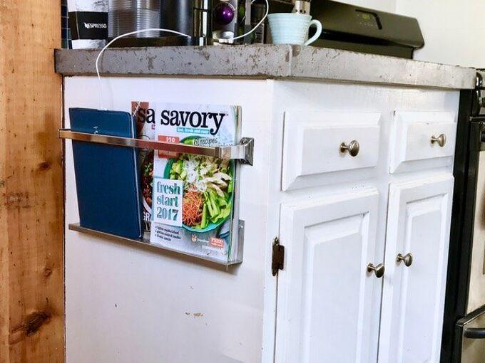extra cabinet storage